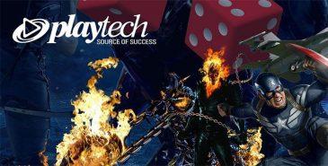 Automaty do gier PlayTech