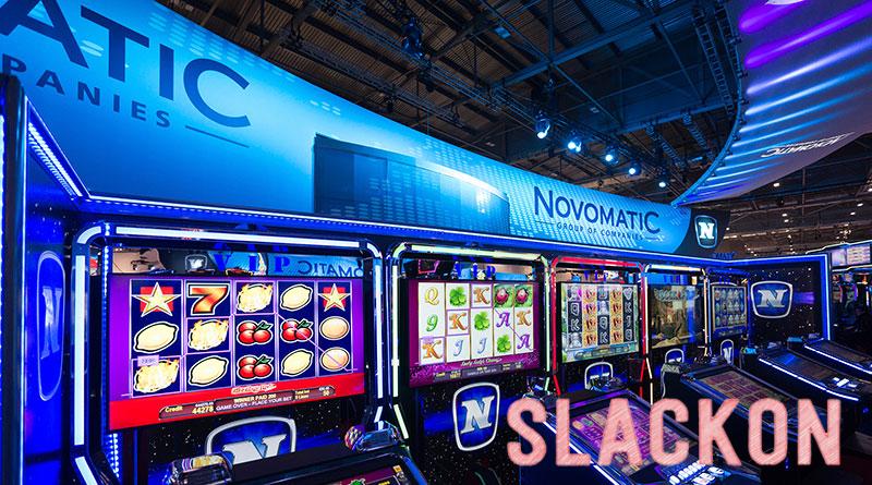 Automaty do gry Novomatic